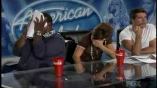 The worst ! ever ! American idol ! FUNNY