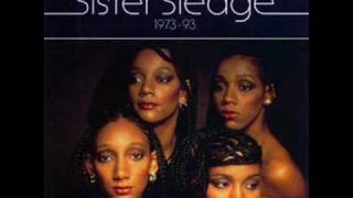 Watch Sister Sledge Lost In Music video