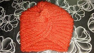Stylish turban cap