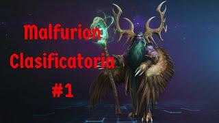 Malfurion Heroes of the Storm Gameplay Español #1