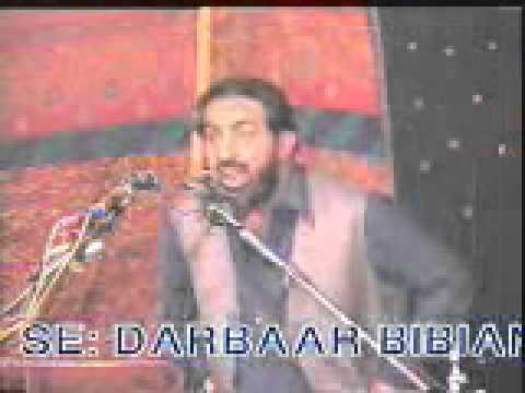 Majalis By Allama Ghazanfar Abbas Tonsvi, Topic:-shan E Ali A.s video