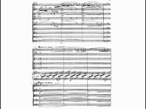 Дебюсси Клод - Partituras Prelude a l