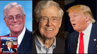 TRAITOR ALERT! Koch Brothers Just Spent BILLIONS On A Plan To Sabotage Trump! THIS IS BAD!
