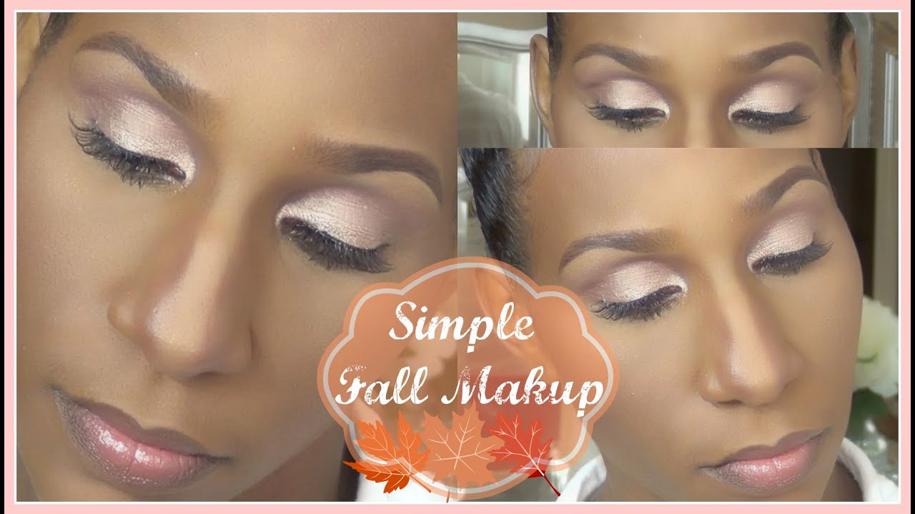 Eye makeup for small brown eyes