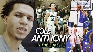 Cole Anthony Takes You Through His GRIND! How He Prepares To Play JAHVON QUINERLY 🔥