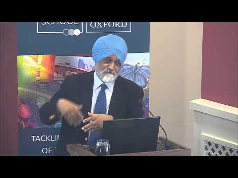 """Indian economic prospects under the new government"" by Montek Singh Ahluwalia"