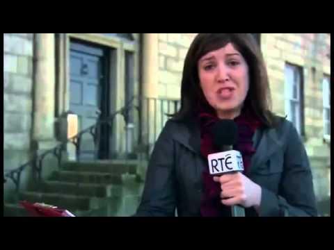 Funny Irish News Report