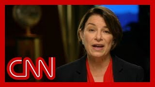 Amy Klobuchar: Failure is not an option in this election