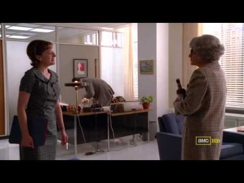 "The Complete Miss Blankenship (""Mad Men"" - Season 4)"