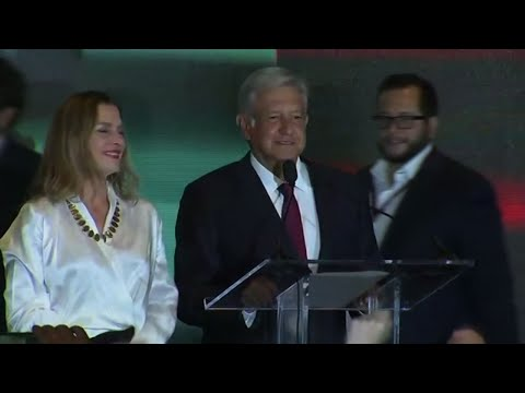 Lopez Obrador Claims Mexico Election Win