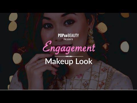 Engagement Makeup Look - POPxo Beauty