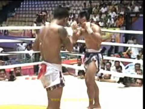 Saw Shark (myanmar) VS Htan Wa Leik (Thai) Part 3 of 3