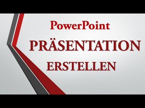 PowerPoint Präsentation erstellen - der Grundkurs für Einsteiger [Tutorial, 2013, 2016]