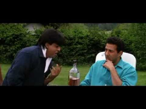 Darr 1993- Puchte Hain Wo Ki Ghalib Koun Hai video