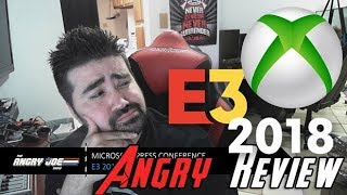 Angry Review - Microsoft Press Conference E3 2018!