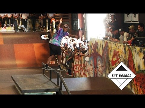 Tampa Pro 2014: Ishod Pukes, Mark Suciu, Nyjah Huston and More