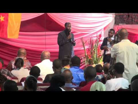 Cameroon National Church Conference - 15 February 2014 - Part 1