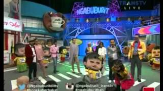 Indah Nevertari - Game Tebak Lagu Ngabuburit Trans TV, 28-6-15 #2