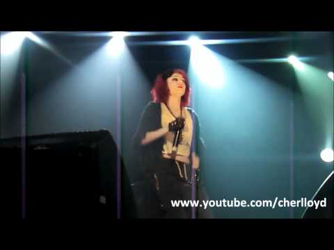 Cher Lloyd performs at GAY in London 5-2-2011 HQ/HD