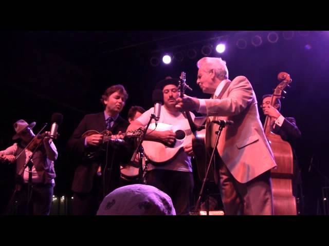 Del McCoury Band with special guest Marcus Mumford