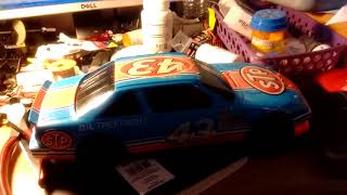 Richard Petty RC car update