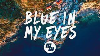 NLSN - Blue In My Eyes (Lyrics / Lyric Video) feat. Lisa Rowe
