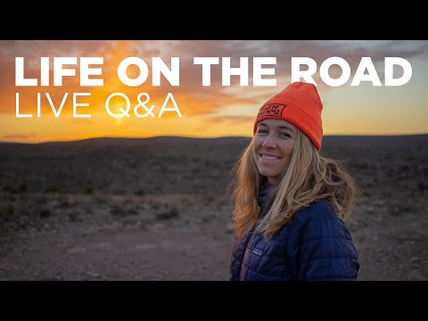 Bound for Nowhere - Life on the Road Live Q&A