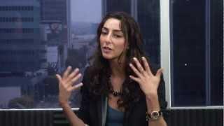 The Daily Buzz: Emily Owens, M.D. star Necar Zadegan