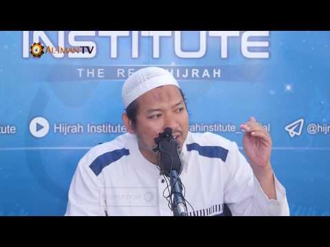 Daurah Manhaj [sesi ke-1] : Manhaj Salaf, Jalan Hidupku - Ustadz Abu Ubaidah Yusuf As Sidawi