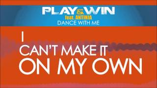 Play&Win feat Antinia - Dance with me