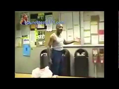 The Tourettes Guy - Job Interview video