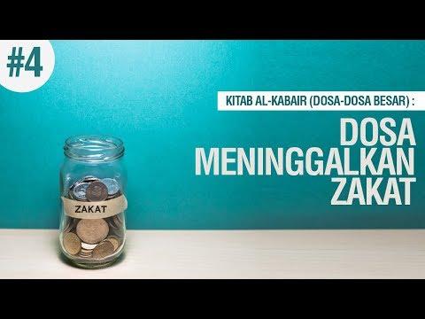 Dosa Besar : Tidak Membayar Zakat #4 - Ustadz Ahmad Zainuddin Al-Banjary