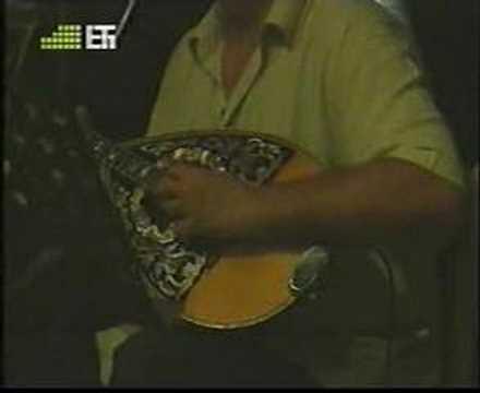 Petros Gaitanos - Mou spasane ton baglama (live, 2006)