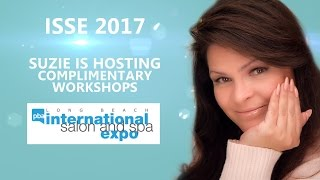 Suzie Hosts Workshops at ISSE 2017 in Long Beach, California