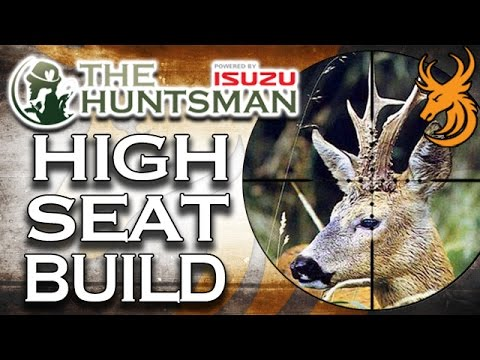 Hunting Gear - How To Build A Highseat