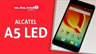 Alcatel A5 LED - Full Review en Español