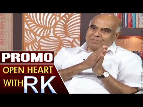 Telangana Transco and Genco CMD Prabhakar Rao | Open Heart With RK | Promo