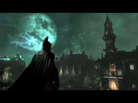 Batman: Arkham Asylum Invisible Predator Video
