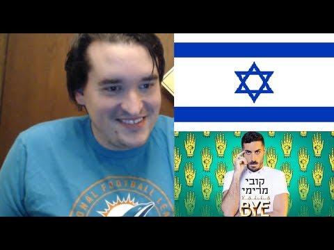 "Sloth Reacts Eurovision 2019 Israel Kobi Marimi ""Yalla Bye"" REACTION"