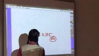 Gannit - carmel CEMS  thadiyoor vedic mathematics seminar - GANIT week