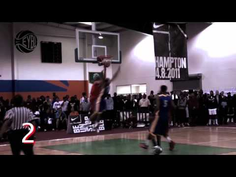 EYBL 2011 Session #1: Day 3 Top 5 Plays