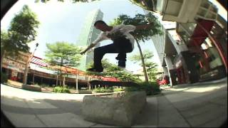 DC SHOES: MATT MILLER: SKATEBOARDING IS FOREVER