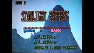 22603 Starlight Express Andrew Lloyd Webber 금영 노래방 Kumyoung 코러스 Hd3000 Karaoke Audioke