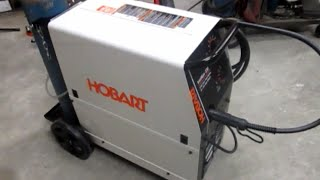 Hobart Ironman 230 Unboxing and Setup