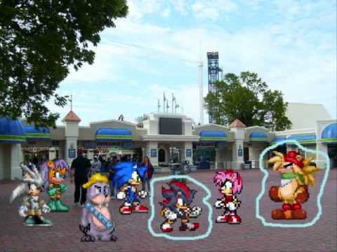 Sonic Shadow and Silver Show Ep 5 (2/2)