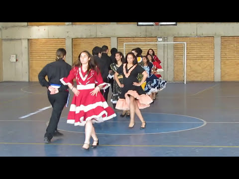 Baile Mazamorra Universidad Central 2011