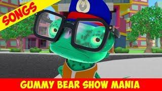 Gummibär - Crossing the Line (Extended Song) - Gummy Bear Show MANIA