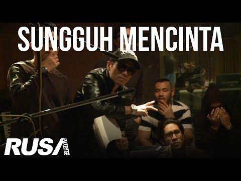 (OST TITIAN CINTA) Asfan Shah & Qanda - Sungguh Mencinta [Official Lyrics Video]