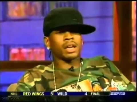 Allen Iverson predicts LeBron hate & his view on Kobe's Rape Charge (2005)