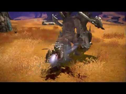 TERA 2nd CB Gameplay - Aman Lancer
